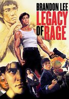 Legacy Of Rage - DVD cover (xs thumbnail)