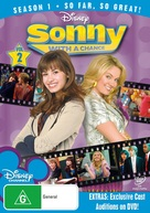 """""""Sonny with a Chance"""" - Australian DVD movie cover (xs thumbnail)"""
