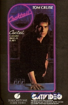 Cocktail - Argentinian VHS movie cover (xs thumbnail)