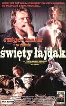 La leggenda del santo bevitore - Polish Movie Poster (xs thumbnail)