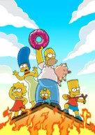 The Simpsons Movie - Key art (xs thumbnail)