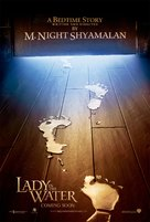 Lady In The Water - Teaser movie poster (xs thumbnail)