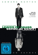 Leaves of Grass - German DVD movie cover (xs thumbnail)