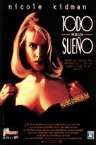 To Die For - Spanish Movie Poster (xs thumbnail)