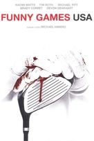 Funny Games U.S. - Czech DVD movie cover (xs thumbnail)
