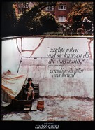 Cría cuervos - German Movie Poster (xs thumbnail)