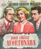 Easy Living - Spanish Movie Poster (xs thumbnail)