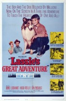 Lassie's Great Adventure - Movie Poster (xs thumbnail)
