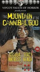 La montagna del dio cannibale - British VHS movie cover (xs thumbnail)