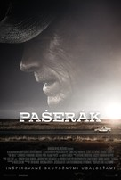 The Mule - Slovak Movie Poster (xs thumbnail)