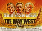 The Way West - British Movie Poster (xs thumbnail)