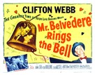 Mr. Belvedere Rings the Bell - Movie Poster (xs thumbnail)
