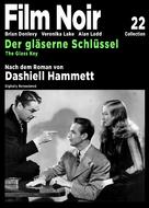 The Glass Key - German Movie Cover (xs thumbnail)