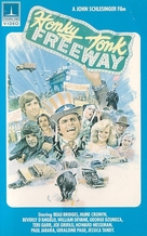 Honky Tonk Freeway - VHS cover (xs thumbnail)