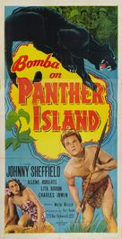 Bomba on Panther Island - Movie Poster (xs thumbnail)