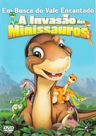 The Land Before Time XI: Invasion of the Tinysauruses - Portuguese Movie Cover (xs thumbnail)