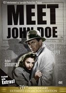 Meet John Doe - DVD cover (xs thumbnail)