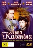 Anna Karenina - Australian Movie Cover (xs thumbnail)