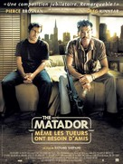 The Matador - French Movie Poster (xs thumbnail)