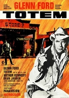 Day of the Evil Gun - German Movie Poster (xs thumbnail)