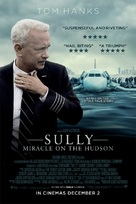 Sully - British Movie Poster (xs thumbnail)
