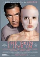 La piel que habito - Movie Poster (xs thumbnail)