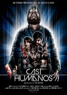 Almost Human - Spanish Movie Poster (xs thumbnail)