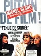 Tenue de soirée - French Movie Poster (xs thumbnail)