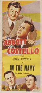In the Navy - Australian Movie Poster (xs thumbnail)
