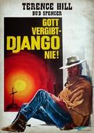 Dio perdona... Io no! - German DVD cover (xs thumbnail)