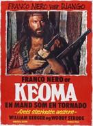 Keoma - Danish Movie Poster (xs thumbnail)
