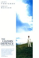 The Luzhin Defence - Movie Poster (xs thumbnail)