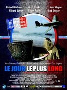 The Longest Day - French Movie Poster (xs thumbnail)