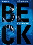 Beck - I Stormens öga - Swedish Movie Poster (xs thumbnail)
