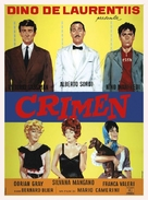 Crimen - Italian Movie Poster (xs thumbnail)