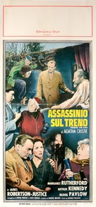 Murder She Said - Italian Movie Poster (xs thumbnail)
