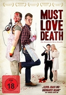 Must Love Death - German DVD cover (xs thumbnail)