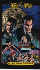 From Dusk Till Dawn - VHS cover (xs thumbnail)