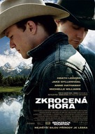 Brokeback Mountain - Czech Movie Poster (xs thumbnail)