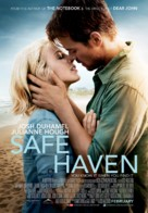 Safe Haven - Canadian Movie Poster (xs thumbnail)