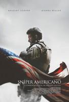American Sniper - Brazilian Movie Poster (xs thumbnail)