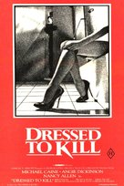 Dressed to Kill - Australian Movie Poster (xs thumbnail)