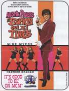 Austin Powers: The Spy Who Shagged Me - French Movie Poster (xs thumbnail)