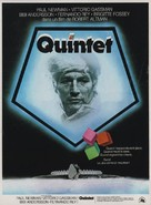 Quintet - French Movie Poster (xs thumbnail)