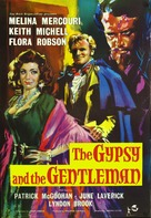 The Gypsy and the Gentleman - British Movie Poster (xs thumbnail)