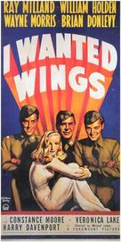 I Wanted Wings - Movie Poster (xs thumbnail)