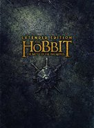 The Hobbit: The Battle of the Five Armies - British Movie Cover (xs thumbnail)