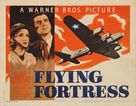 Flying Fortress - Movie Poster (xs thumbnail)