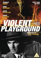 Violent Playground - British DVD cover (xs thumbnail)