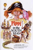 Pippi Långstrump på de sju haven - Movie Poster (xs thumbnail)